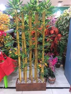 Bunga plastik artificial flower dekorasi rumah