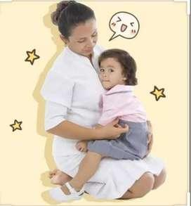 dibutuhkan segera babysitter utk anak umur 2.5th