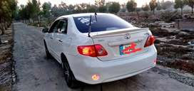 I want to sale my beautiful car Toyota Corolla Xli