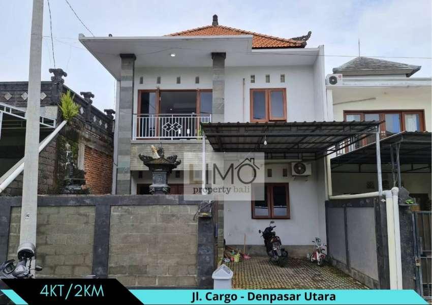 Rumah siap huni 4KT dengan lingkungan nyaman di Pusat Kota Denpasar