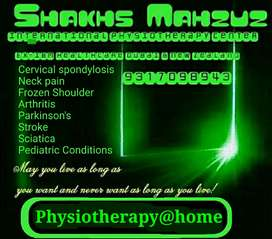 Physiotherapy@home