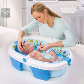 Summer baby bather bak mandi bayi