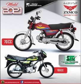 zxmco motorcycles for sale