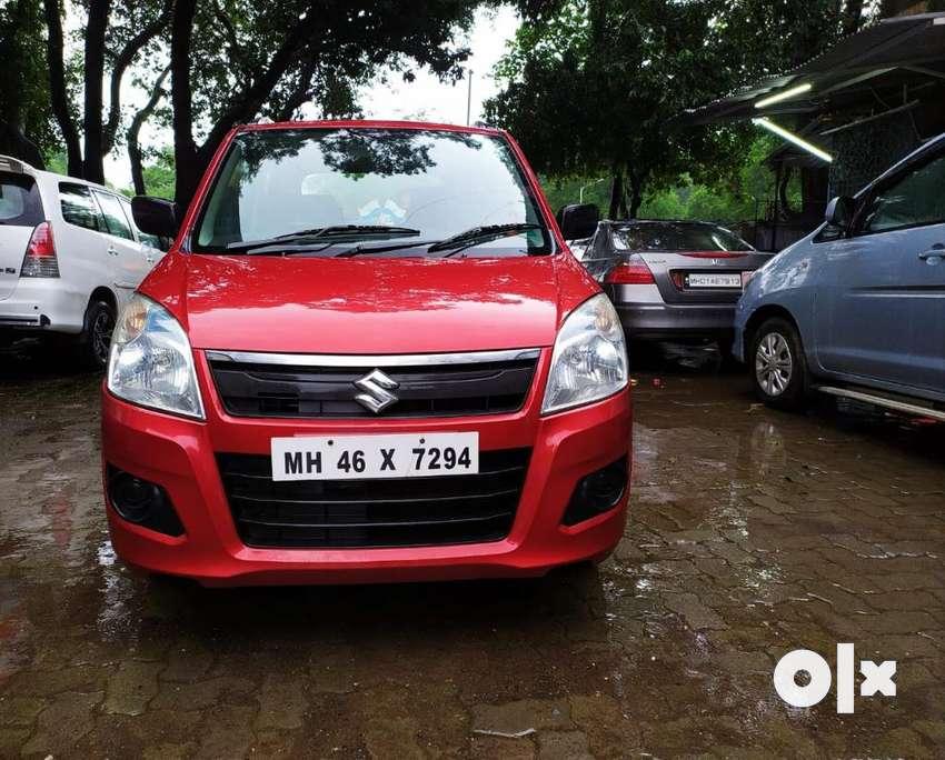 Maruti Suzuki Wagon R LXI, 2013, CNG & Hybrids 0
