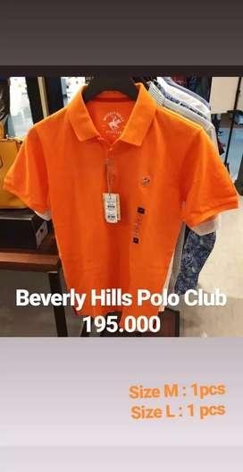 Baju beverly hills polo club ori