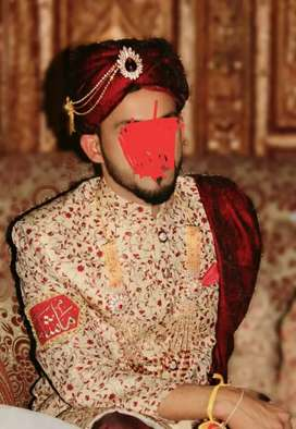 Very attractive sherwani