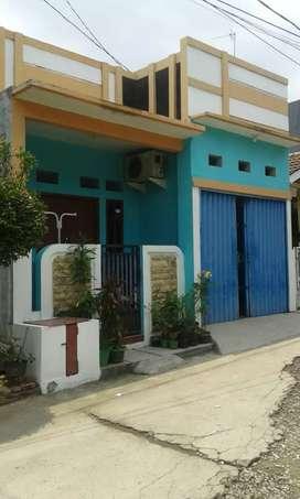 Di jual cepat rumah minimalis 1 lantai siap renovasi total