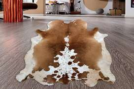 Genuine Leather Natural Cow Hide Rugs