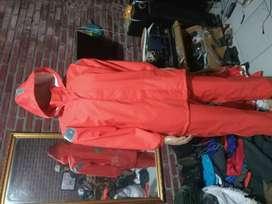 Jas hujan model jaket