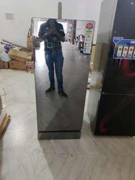 New Haier 195 ltr fridge 5 star