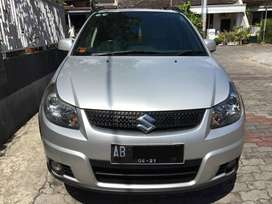 Suzuki SX4 X-Over AT 2011 AB Pajak Panjang Silver Facelift Matic Istw