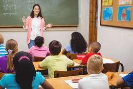 Teacher in corporate school