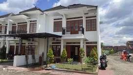 Rumah sewa dalam perumahan dekat balong waterpark banguntapan
