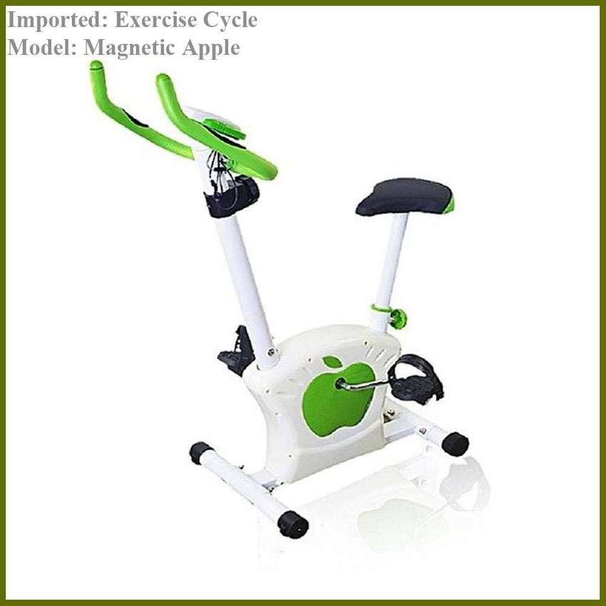 Exercise Magnetic Cycle, Apple Magnetic Cycle & Bike, Get the body you 0