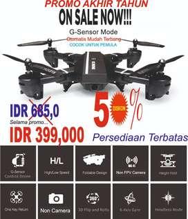 RC Drone 8807w Foldable UAV Non camera 2.4GHz Lipat bandel 900mAh LiPo