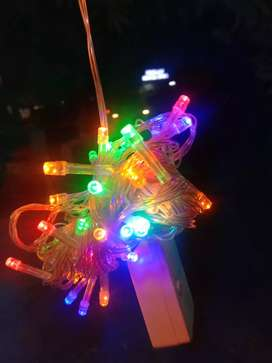 Decoration Fairy lights for house ,shop ,streets
