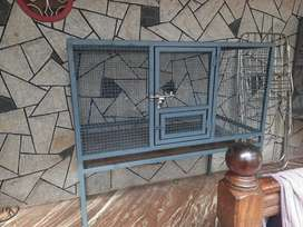 4ft * 2ft * 2ft  cage