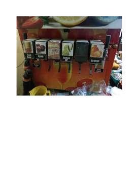 HIMALAYA FLAVOUR SODA MACHINE