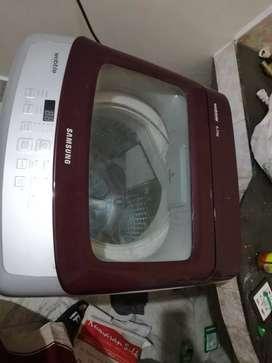 Samsung top loading washing machine