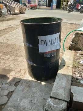 Drum Bekas Murah, Drum 220 liter, Drum seng