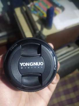 Yongnui 50mm f1.8 Canon mount