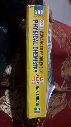 Physical chemistry book for jee mains and advanced