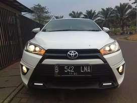 Dijual Cepat Toyota Yaris TRD At 2015