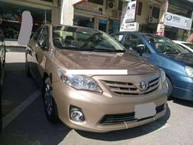 toyota corolla gli 2009 1.3 vvti easy 10% installment