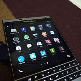 Blackberry Passport Dallas bisa aplikasi android dan WA