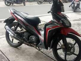 Honda blade 125cc thn 2015 surat komplit pajak hidup lok jakpus