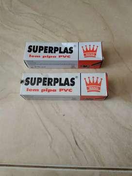 Lem pipa PVC superplas