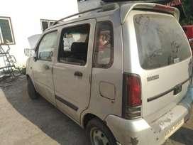 Maruti Suzuki Wagon R LXI, 2004