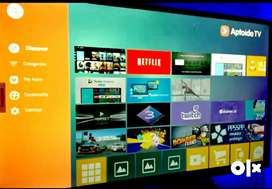 Micromax led Anroid tv 43 inch