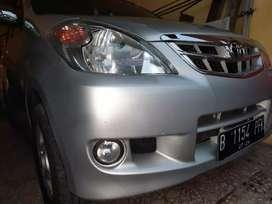 Avanza 2009 Manual E up grade El Mirror  Fog Lamp Velg Racing