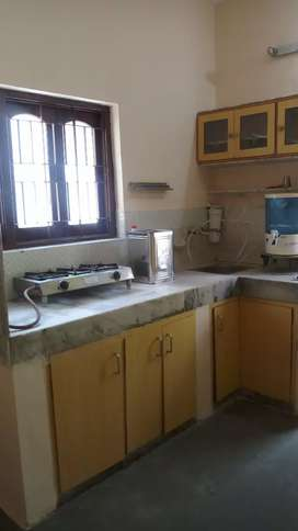 TWO BHK SAMIFHURNISHED TENAMENT FOR RENT NEW SAMA ROAD