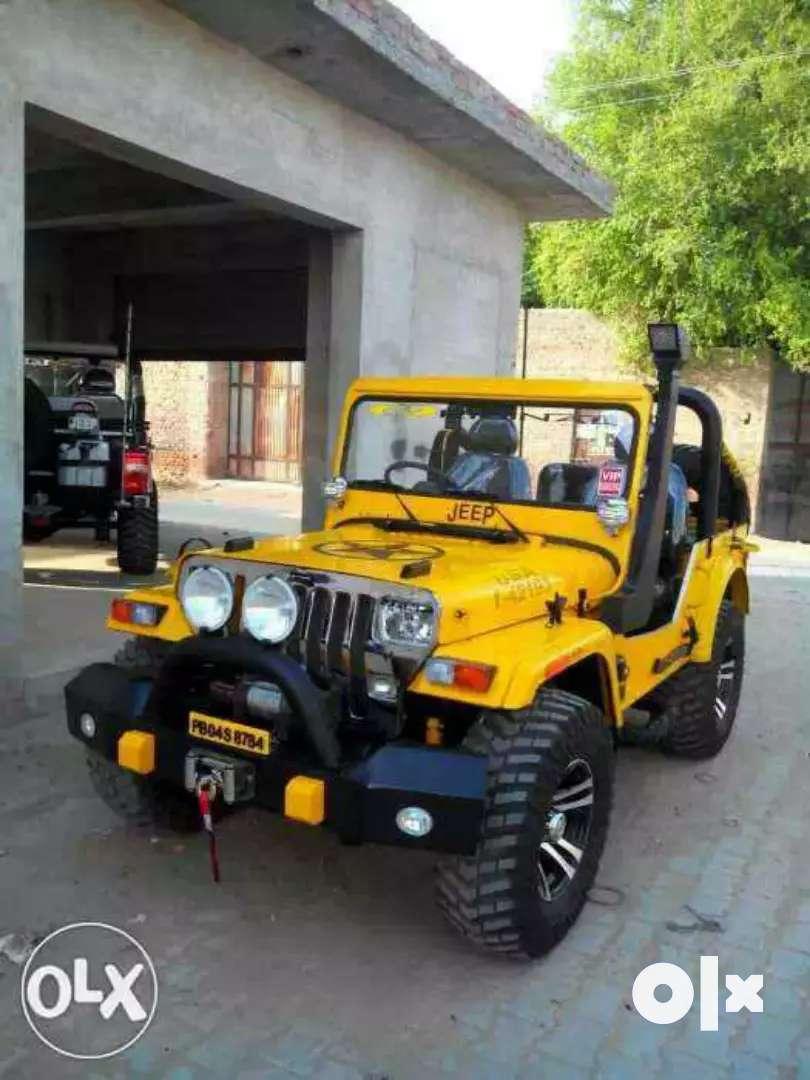 Harsh jain motors jeeps 0