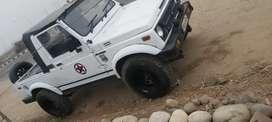 Maruti Suzuki Gypsy 2005 Petrol 62000 Km Driven