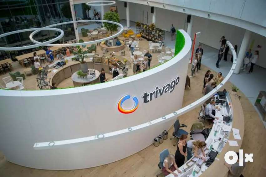 Urgent hiring for trivago reception and calling process 0