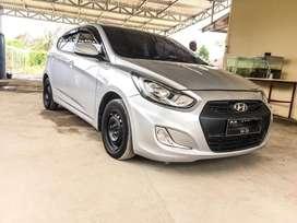 Hyundai grand avega GL M/T 2012 , interior mewah (jazz brio agya ayla)