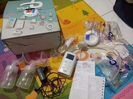 Pompa asi breast pump spectra 9 plus masih garansi
