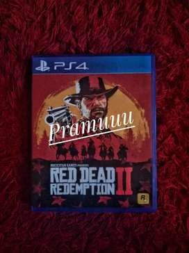 BD PS4 RED DEAD REDEMPTION 2 RDR