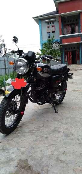 Kawasaki W 175 SE harga 30.000.000