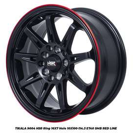 Velg Racing Model Baru Ring 16 Buat Avanza Xenia Mobilio Yaris