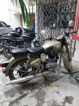I sell my parsnal bike good condition