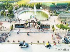 5 Marla Residential Plot On Installments In Bahria Enclave