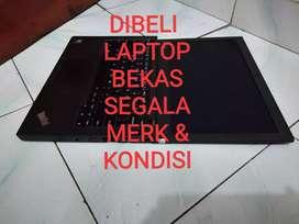 Siap tampung laptopmu Segala Merk & Kondisi