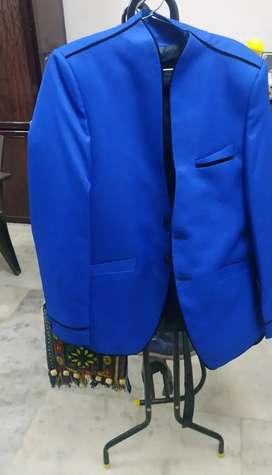 Blazer blue colour