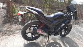 One key very good condition new look bike well maintain bike