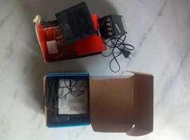 Modems(bsnl modem and private modem)