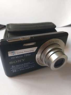 Sony Cyber Shot Digital Shoot Camera